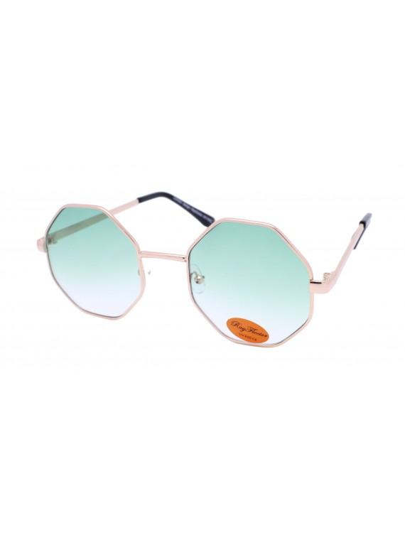 Tiwana Vintage Octagon Sunglasses, Asst