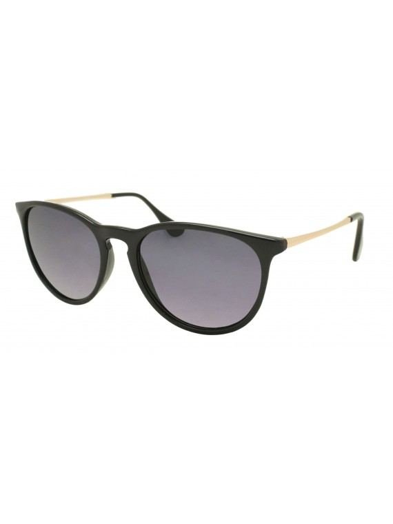 Ayhe Metal Arm Sunglasses, Asst