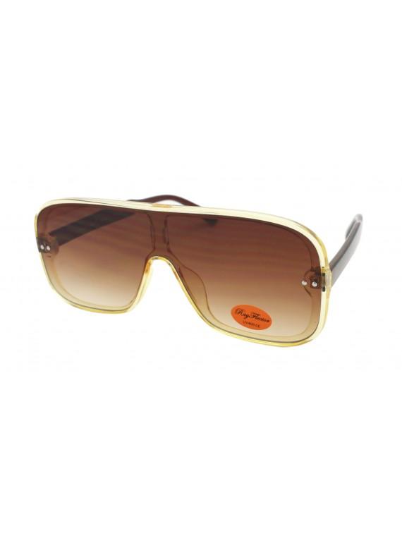Gogie Flat Top Retro Sunglasses, Asst