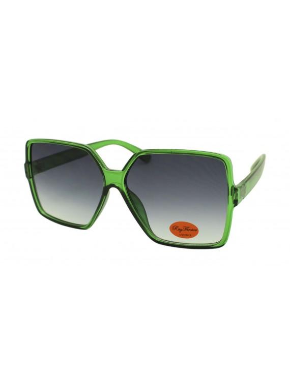 Egie Oversized Retro Sunglasses, Asst