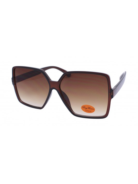 Egie Oversized Retro Sunglasses, Asst