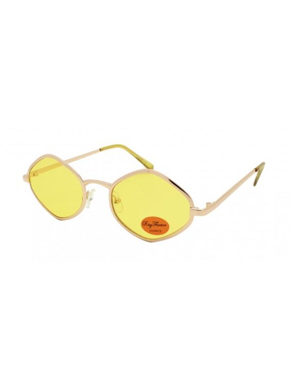 Lire Metal Frame Sunglasses, Asst