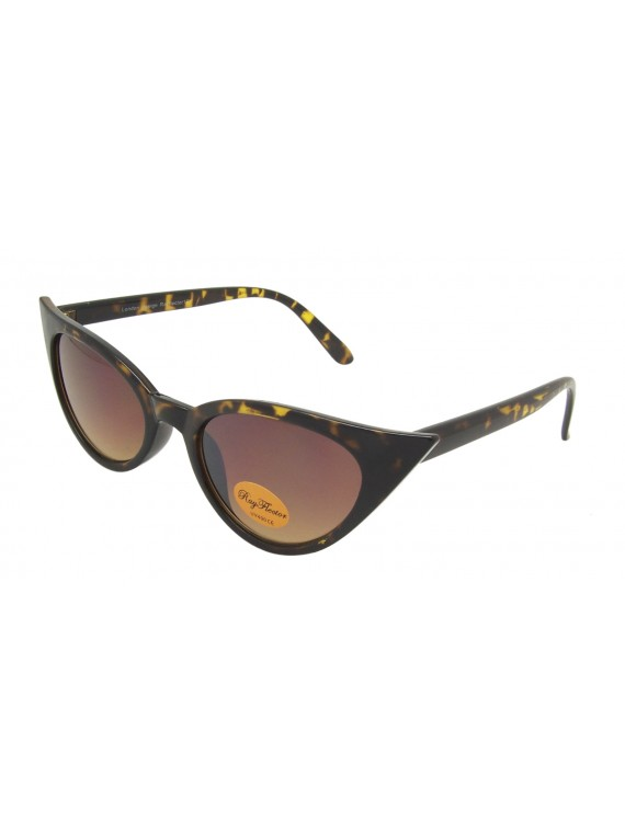 Urbum Happy Cat Eye Sunglasses, Demi