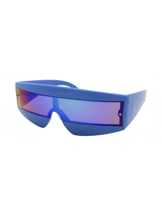 Robo Cop Wrap Around Sport, Party Sunglasses Asst