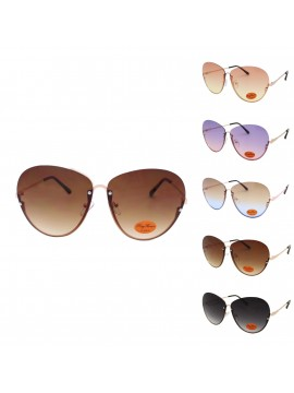 Roiz Oversized Fashion Sunglasses, Asst