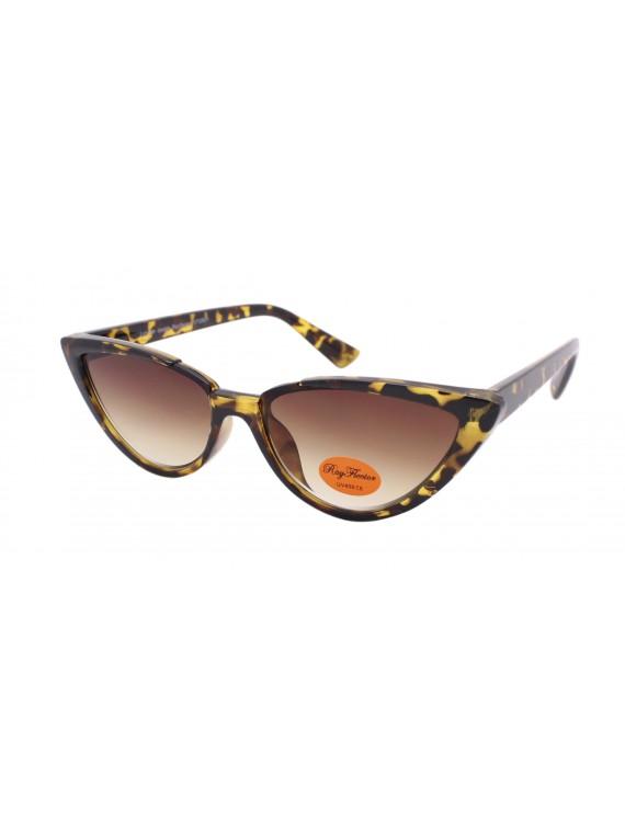 Swoi Vintage Cat Eye Style Sunglasses, Asst