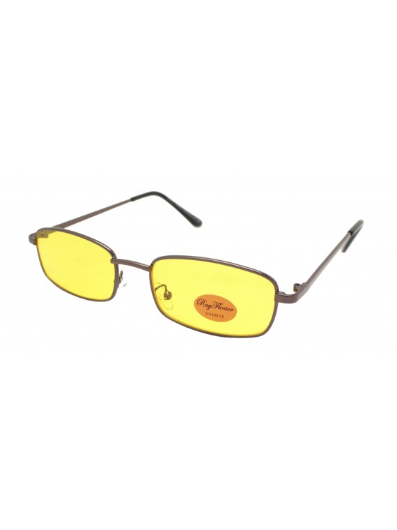 Milber Metal Frame Retro Sunglasses, Asst