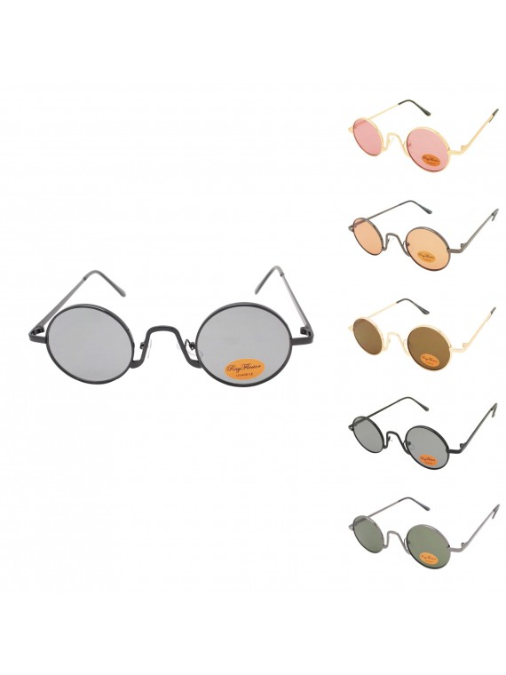 Toph John Lennon Vintage Round Sunglasses, Asst