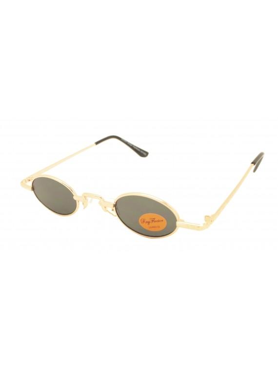 Axel Metal Frame Vintage Sunglasses, Asst
