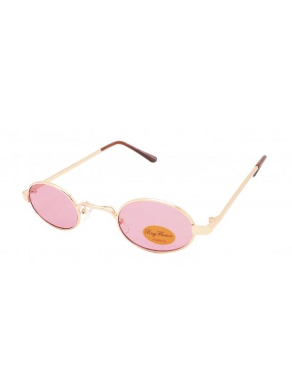 Jurgen Metal Frame Vintage Sunglasses, Asst