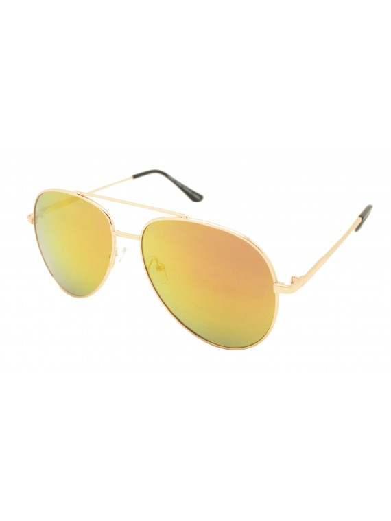Krolz Metal Frame Retro Sunglasses, Asst