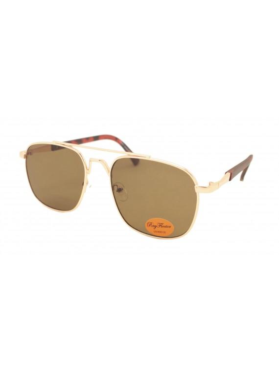Til Metal Frame Retro Sunglasses, Asst