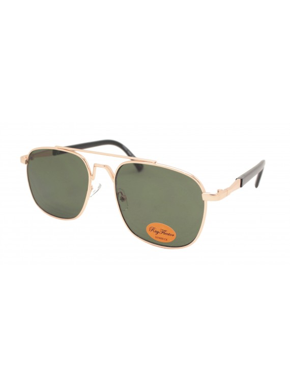 Til Metal Frame Retro Sunglasses, Asst