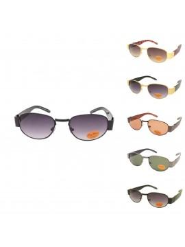 Meiko Vintage Metal Frame Sunglasses, Asst
