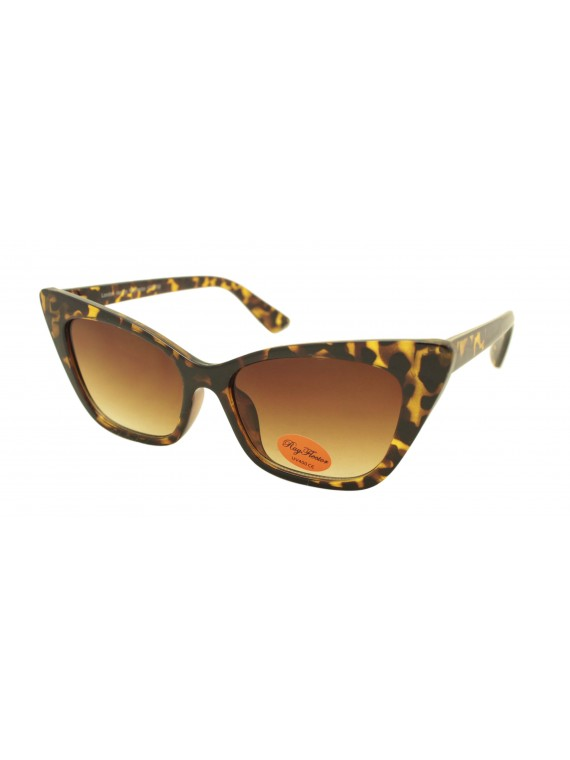 EJay Fashion Cat Eye Style Sunglasses, Asst