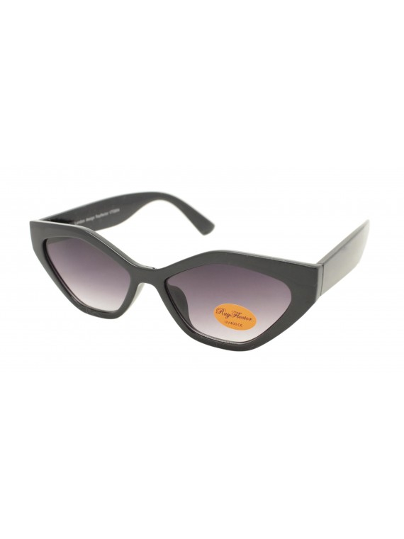 Eril Retro Cat Eye Style Sunglasses, Asst