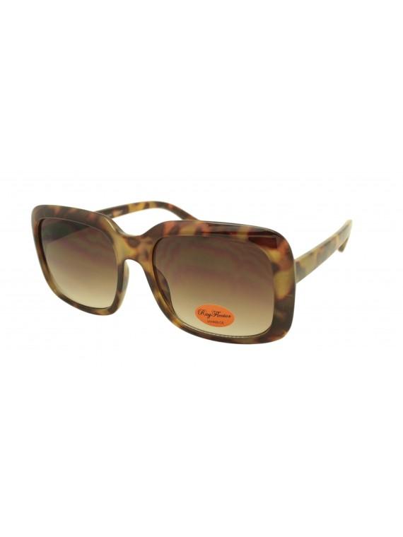 Etia Square Shape Fashion Sunglasses, Asst