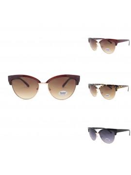 New York Retro Style Sunglasses HH1018, Asst