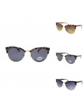 New York Retro Style Sunglasses HH1021, Asst