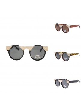New York Retro Style Sunglasses HH1022, Asst