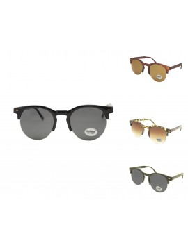 New York Retro Style Sunglasses HH1026, 3 Colors Asst(Was Only 2 Colors Before)