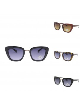 New York Retro Style Sunglasses HH1039, Asst