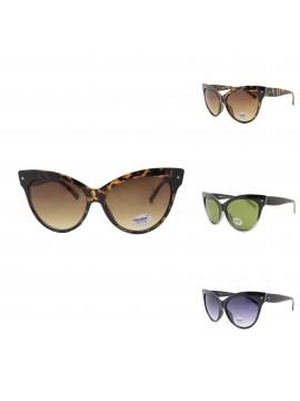 New York Retro Style Sunglasses HH1064, Asst