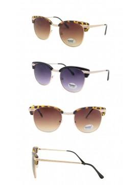 New York Retro Style Sunglasses HH1076, Asst
