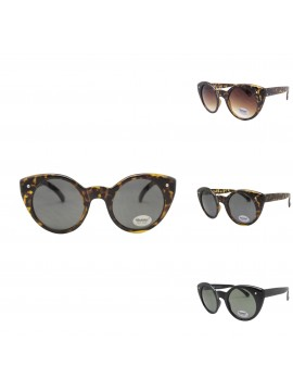 New York Retro Style Sunglasses HH1080, Asst