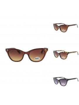 New York Retro Style Sunglasses HH1083, Asst