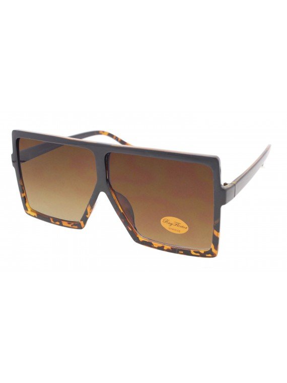 Gebo Oversized Square Fashion Sunglasses, Asst