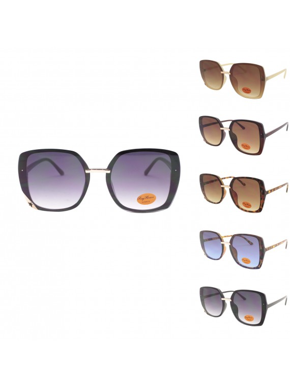 Zoey Fashion Sunglasses, Asst