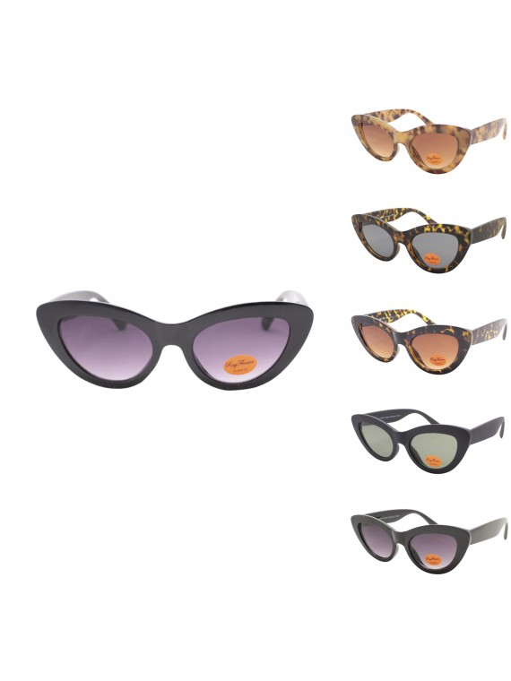 Ariey Retro Cat Eye Sunglasses, Asst