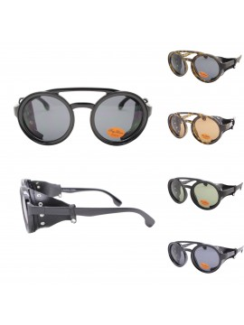 Rocklie Vintage Round Sunglasses, Asst