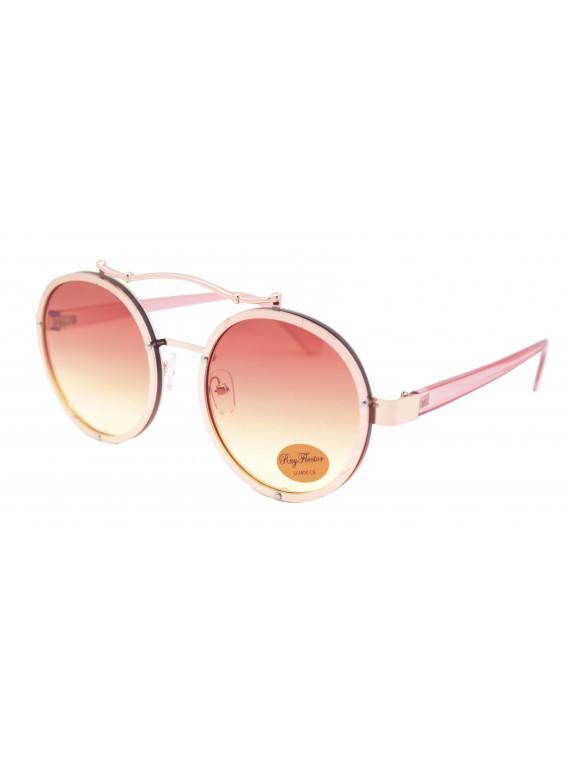 Omiel Retro Metal Sunglasses, Asst