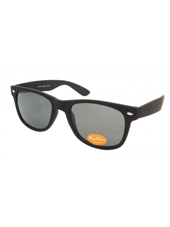 Classic Modern Wayfare Style, Rubber Matt Black(Whole Black Lens)