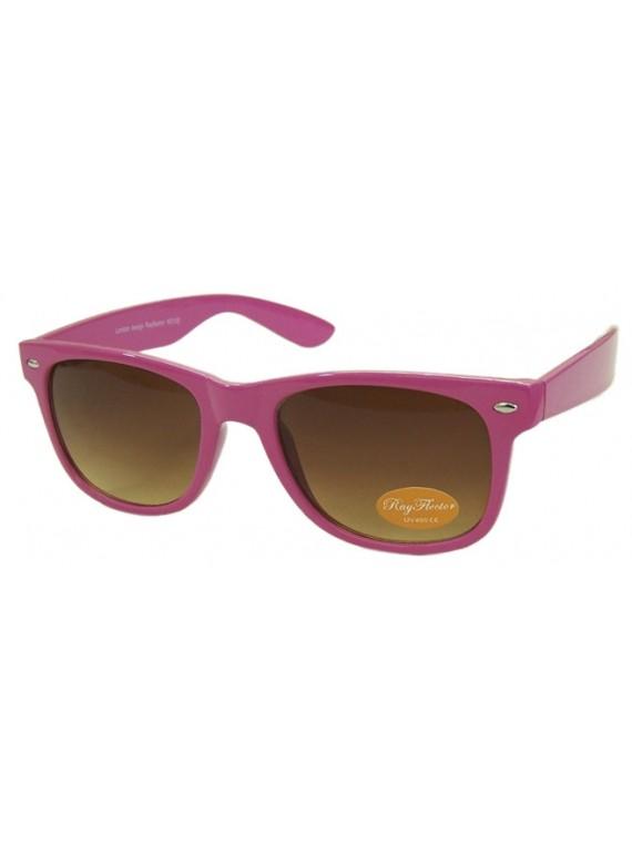 Classic Modern Wayfarer Style, Baby Pink