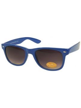 Classic Modern Wayfarer Style, Navy Blue