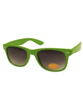 Classic Modern Wayfarer Style, Olive Green