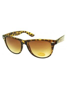 Classic Wayfarers Sunglasses, Tortoise Shell - Bigger Size