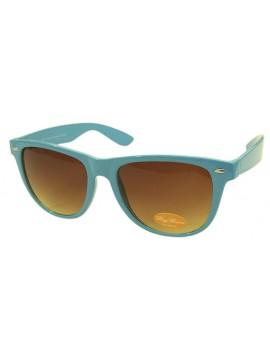 Classic Wayfarer Sunglasses, Baby Blue (Torquoise) - Bigger Size