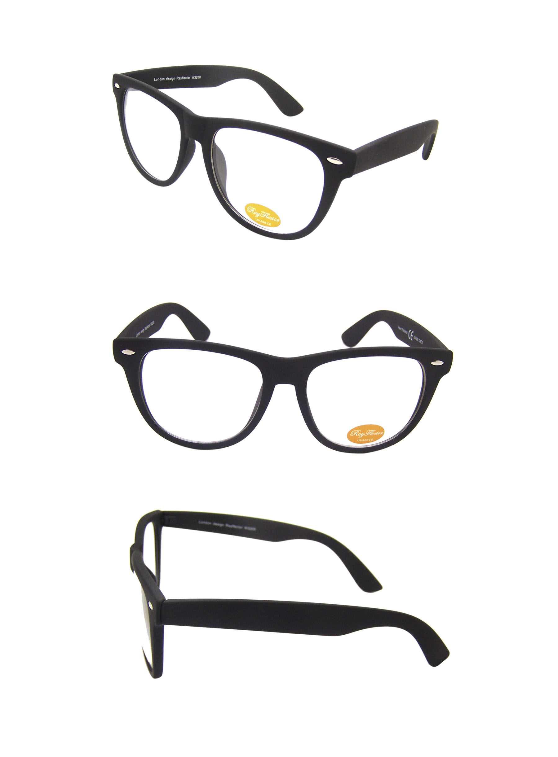90b3ad0630b Classic Wayfarer Style Sunglasses