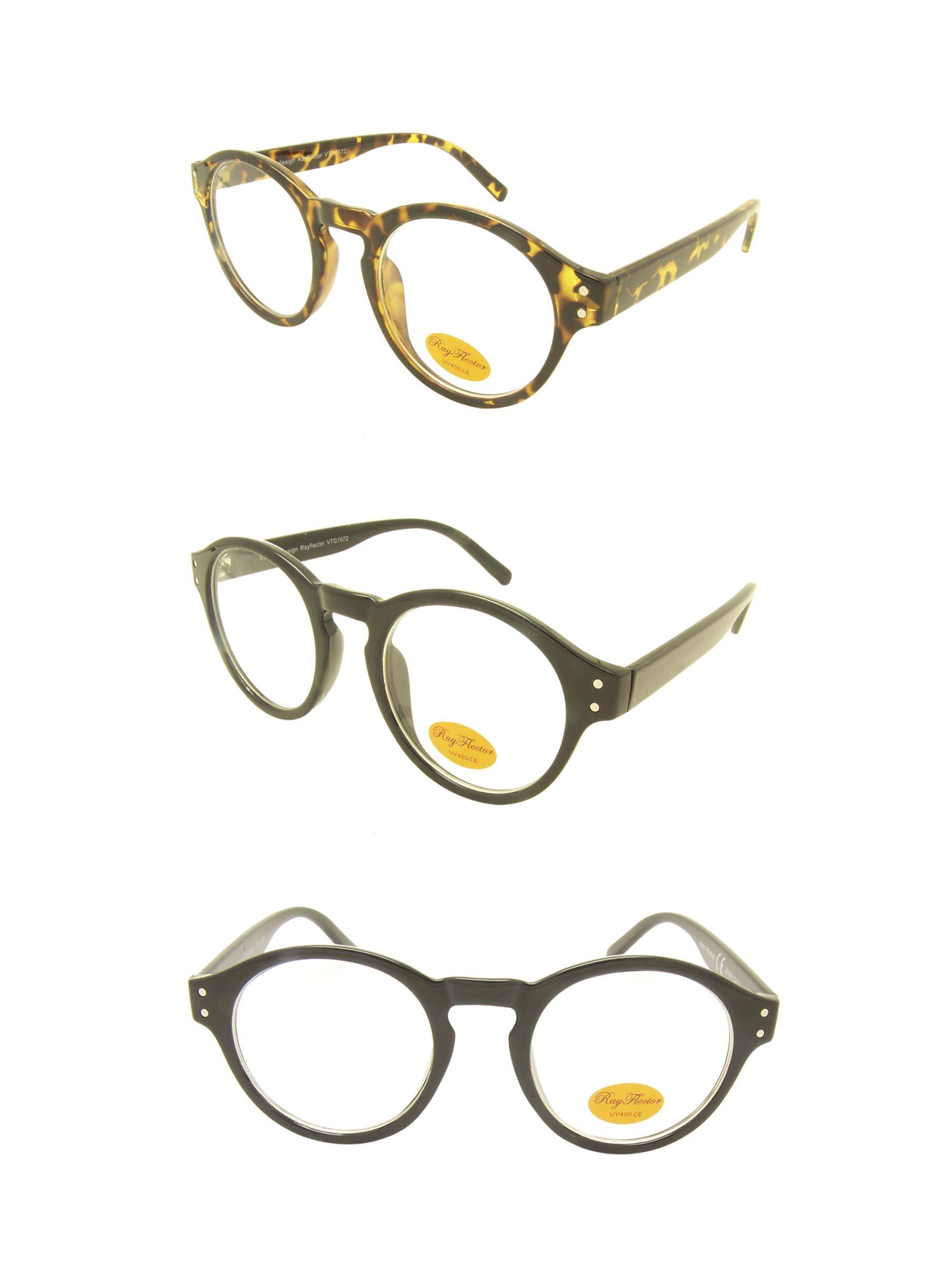 91a621c7a00c Mie Vintage Round Sunglasses