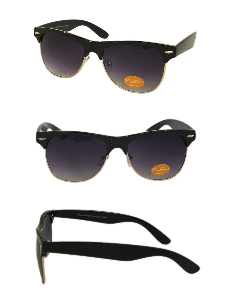 6a3b1ddf0ce Classic Modern Clubmaster Sunglasses