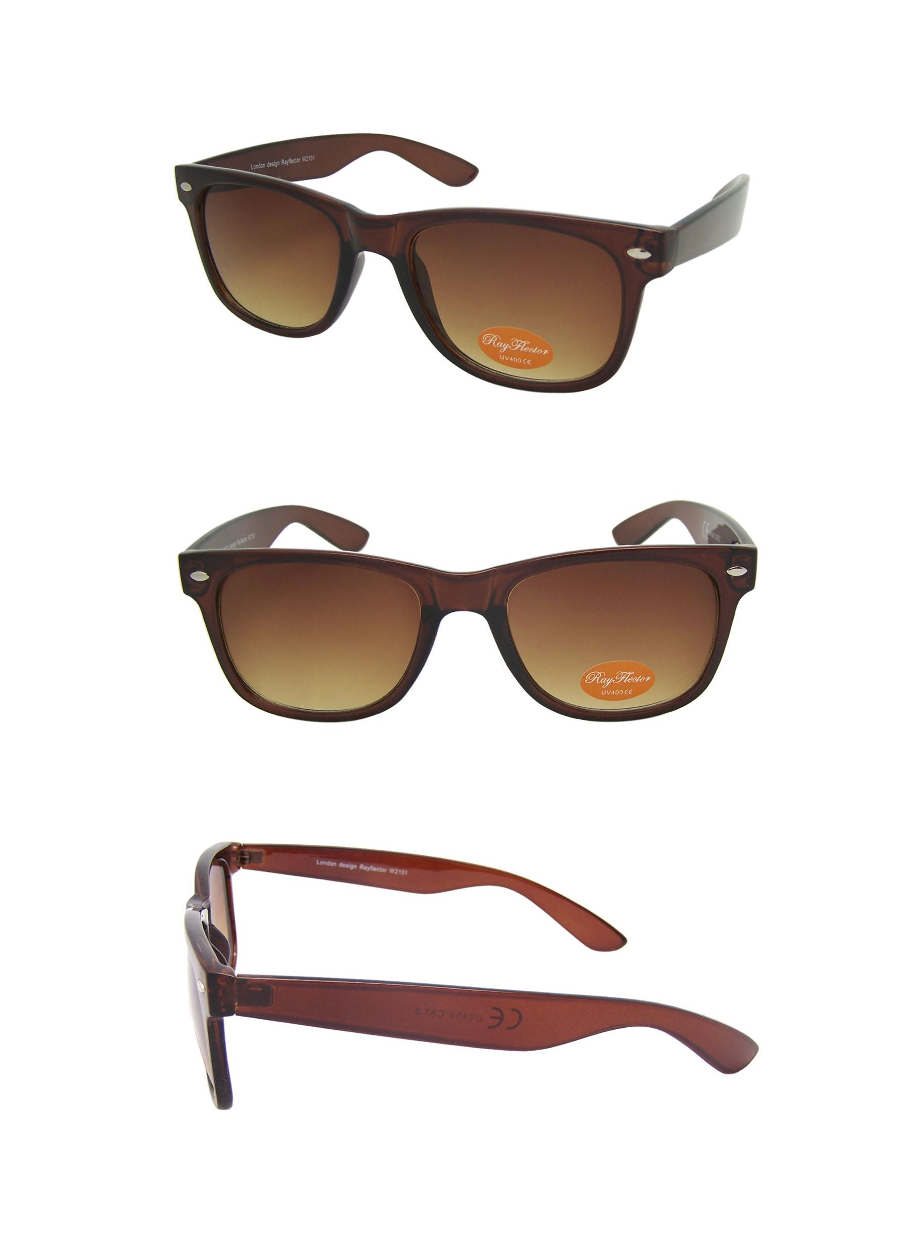 bda75cfc0de Classic Modern Wayfarer Style Sunglasses